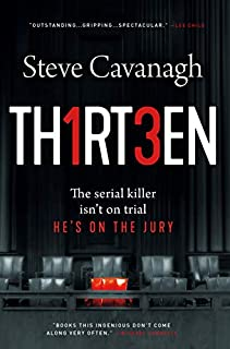 Book Cover: Thirteen: A Novel