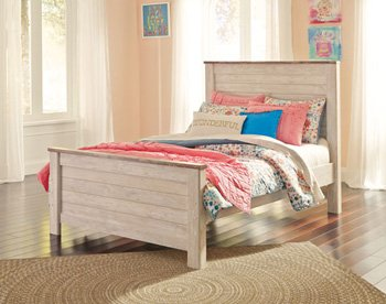 Willowton Full Panel Footboard by Signature Design by Ashley