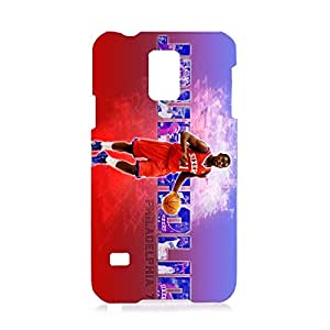 Philadelphia 76ers Special Picture Hard Plastic Case Cover For Samsung Galaxy s5 i9600