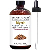 Myrrh Essential Oil From Majestic Pure, 4 Fluid Ounce