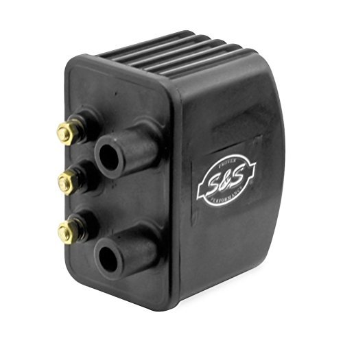 S&S Intelligent Spark Technology High Output Single Fire Ignition Coil by S&S Cycle