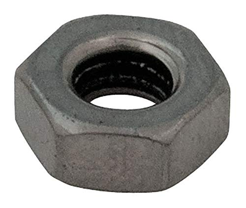 Chicago FAUCETS Stainless Steel Cartridge Nut, for Use with Compression Cartridges
