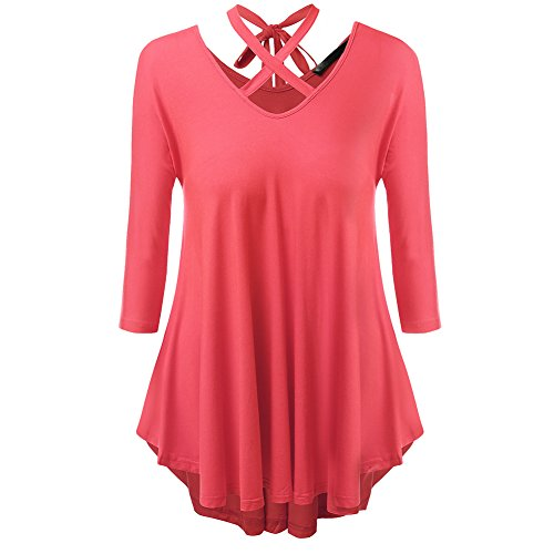 Vbiger Sleeves Casual Shirts Blouse product image