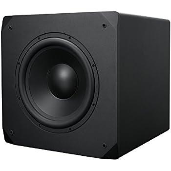 Emotiva Audio 300 Watts 12-Inch Subwoofer black (Sub 12)