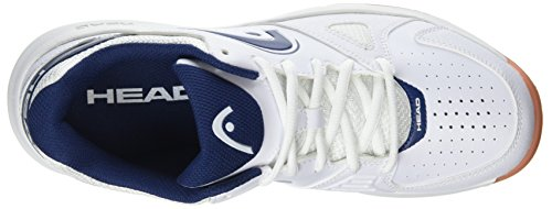 Adulto Azul Blanco Squash Zapatillas Head de Grid Marineazul Unisex FTXq7P