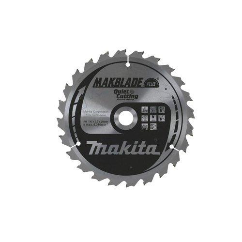Makita b-08757 Makita b-08757 190 mm x 20 mm x 60 Z Makblade Plus Mitre Sä geblatt 1 silber