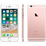 Apple iPhone 6S, 64GB, Rose Gold - For Verizon (Renewed)
