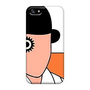 phone covers High Quality Phone Cover For iPhone 6 4.7 With Support Your Personal Customized Nice A Clockwork Orange Image JamieBratt WANGJING JINDA