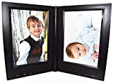 Dual Recording Photo Frame Memories You Can Hear!, RE9938 (Black)