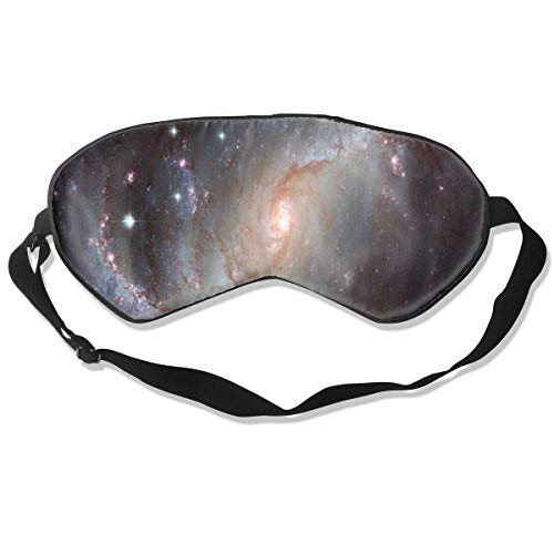 Eye Mask Stellar Stylish Eyeshade Sleep Mask Soft for Sleeping Travel for Unisex]()