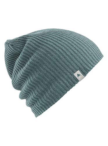Burton All Day Long Gorro, Hombre, Verde (Abyss), Talla Única verde (abyss)