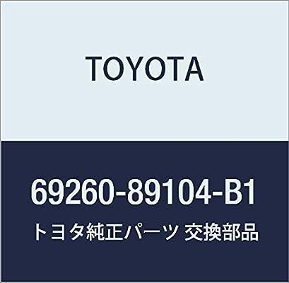 Rear Right Genuine Hyundai 89430-39200 Seatback Lock Release Assembly