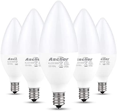 Ascher Candelabra Equivalent Non dimmable Chandelier product image