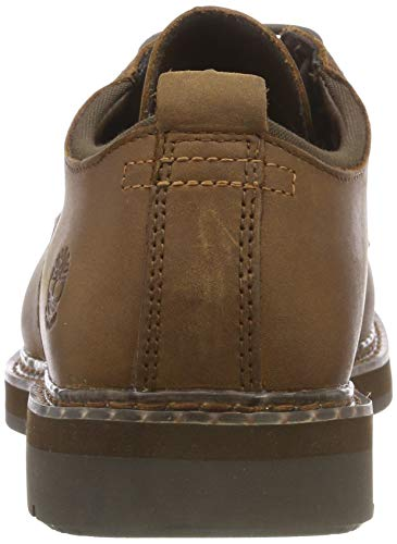 Para Marrón Zapatos Oxford D86 Timberland copper Squall Canyon De Roughcut Cordones Hombre 4Uf8qYE