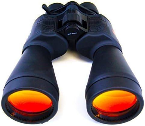 [해외]고품질 및 초이중 초점 초점 낮밤 20-50x70 밀리터리 줌 강력한 엑스트라 롱 거리 캠핑을 위한 탁월한 장거리 줌 기능 멀티 코팅 렌즈 눈부심 및 자외선 차단 / High Quality and Super-binnoculars Daynight 20-50x70 Military Zoom Powerful Extra...