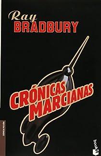 Crónicas marcianas par Bradbury