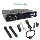 4 Channel Bluetooth Power Amplifier - 1000W Home
