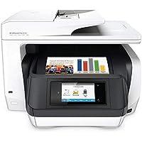 Impressora Multifuncional, HP, OfficeJet Pro 8720, D9L19A, Jato de Tinta, Branco/Preto