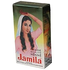 Jamila Henna Powder, 100 grams