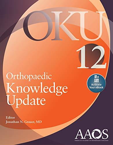 Orthopaedic Knowledge Update 12: Print + Ebook with Multimedia