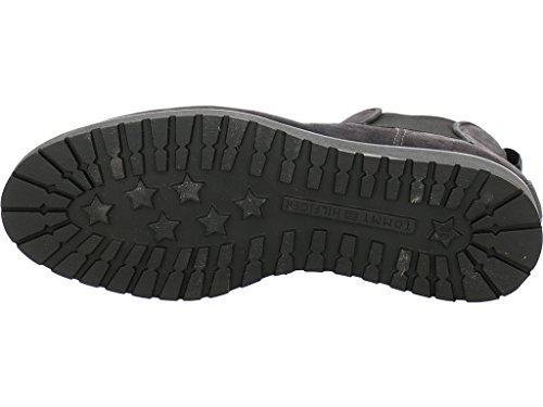 Tommy Hilfiger Women's Fw0fw01828 Boots Grey ivugP