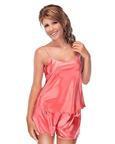 Desislava - Pijama - para mujer Coral