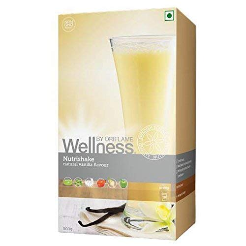 Oriflame nutrishake natural shake -Vanila 500g