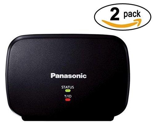 Panasonic Repeater KX-TGA405B Range Extender for DECT 6.0 Plus Models (2-Pack) by Panasonic