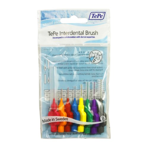 Tepe Regular Mixed Pack - To Clean Scratches How