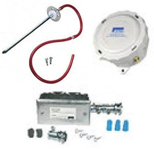 Bapi ZPS-20-SR05-EU-ST-FMK Zone Pressure Sensor, 0-5 In W.C., With Static Pressure Probe, Field Mounting Kit by BAPI