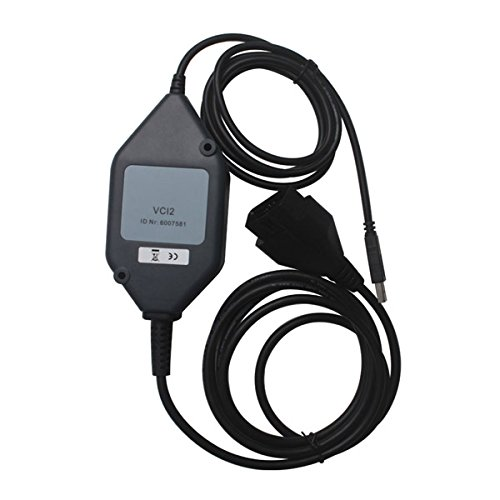 SDP3 V2.23 VCI 2 Diagnostic Tool For Scania Truck Multi-languages
