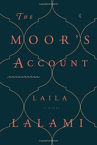 book cover of The Moor\'s Account