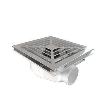 Lüfter Ventilator 150 mm Timer Wand Decke Bad Küche einbau Zeitschalter 15 cm ZS