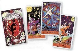 Halloween tarot * by West, Kipling by Deck (Image #1)