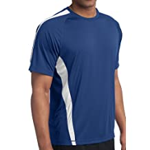 Yoga Clothing For You Tall Mens Sweat Control Performance Royal Shirt