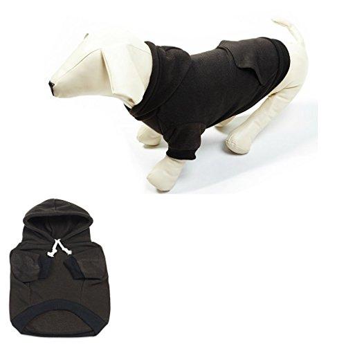 bingpet BB1062Basic Pet Hund Kleidung Hoodies mit Pocket
