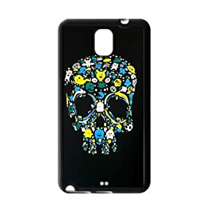Skull Case Cover Protector for Samsung Galaxy note 3 by icecream design