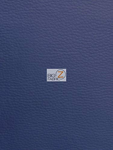 DuroLast Vinyl Pleather Grain Champion PVC Fabric - Royal Blue - 57