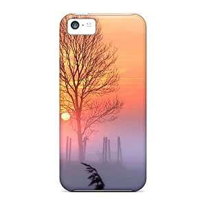 CgD53576oWcd Sunset Mist Fashion 5c Cases Covers For Iphone