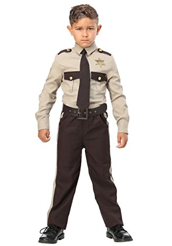 Boy's Sheriff Costume Large