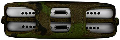 ullu Sleeve for iPhone 8 Plus/ 7 Plus - Army Woodland Green UDUO7PPL77 by ullu (Image #3)