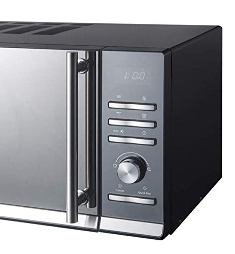 Candy cmge25bs microondas con grill, 25 L, Color Negro: Amazon.es ...
