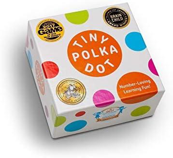 Math Love Tiny Polka Dot product image