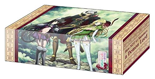 How NOT to Summon a Demon Lord Card Game Character Storage Box Case Holder Collection Vol.260 Anime Art