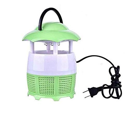 Emeret Powerful LED Electronic Mosquito Control Bug Insect Trap R Purifier Mosquito Killer LAMP Electric Insect Killer  Suction Trap