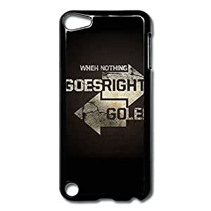 For Iphone 5/5S Case Cover Nothing Right Left Hard Back Cover Shell Desgined By RRG2G