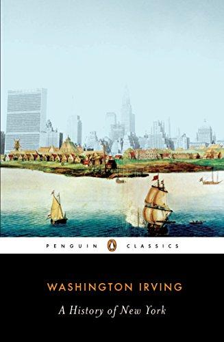 A History of New York (Penguin Classics)](New York History)