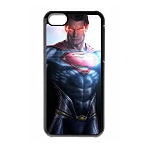 Superman iPhone 5c Cell Phone Case Black as a gift R534937