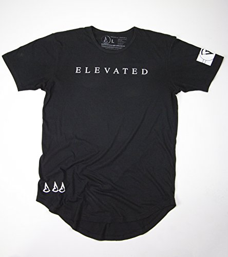 - Elevated Clothing Numeral Streetwear T-Shirt (Large)