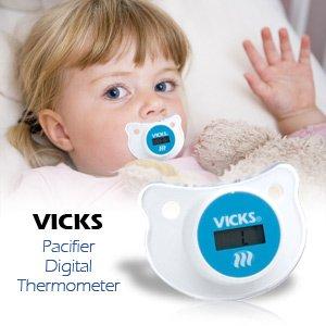 Tétine Thermomètre Vicks
